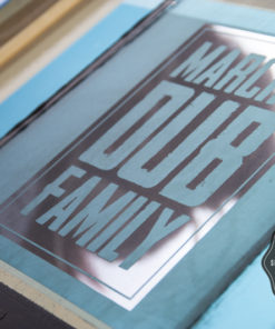 marche dub family t-shirt