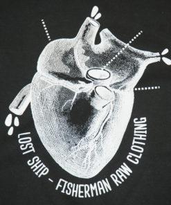 Heart raw