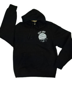 OMBRELLA HOODIE screenprinted sweatshirt felpa